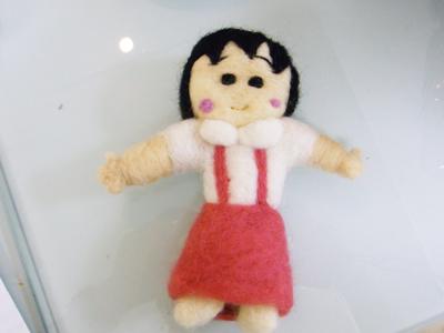 羊毛フェルト 教室 人形.JPG